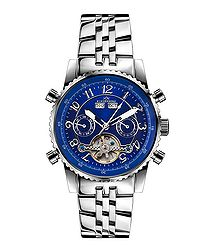 Air Professional blue dial watch