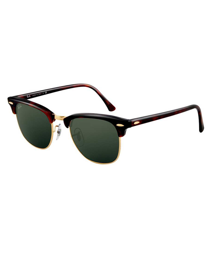 Clubmaster demi-frame sunglasses Sale - RAY-BAN