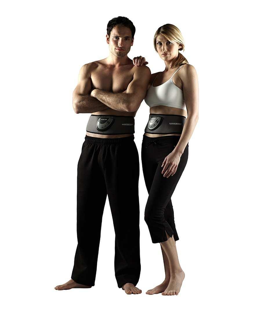 how to use slendertone flex belt
