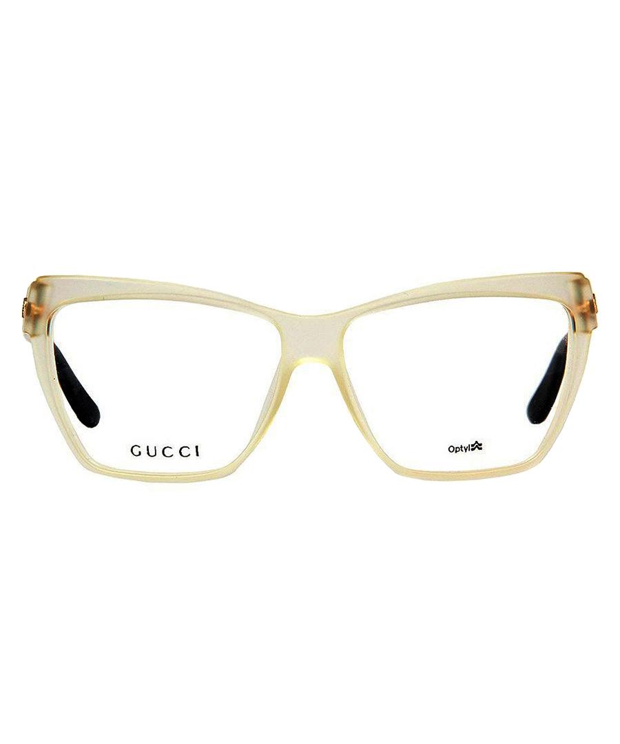 162c477f5784 Crystal cat eye frames Sale - Gucci