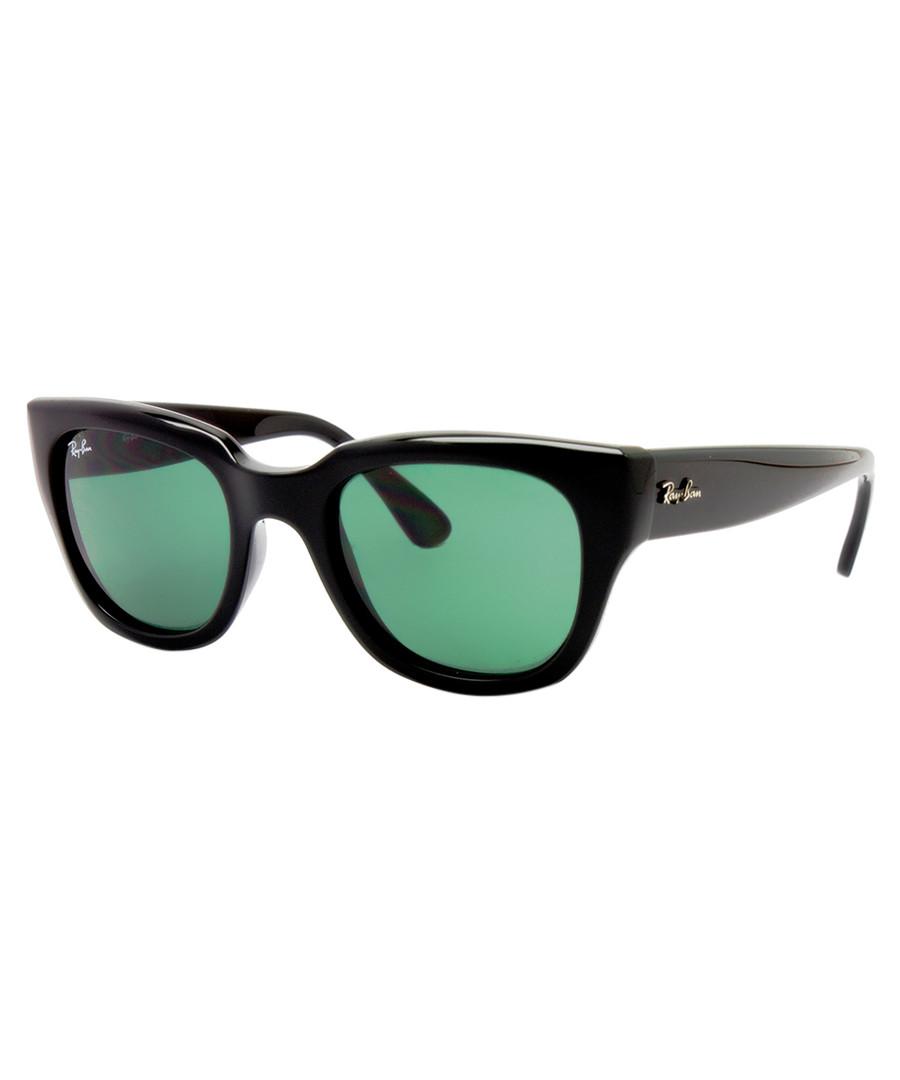 Wayfarer black sunglasses Sale - RAY-BAN