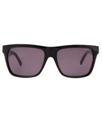 Union Jack black striped sunglasses