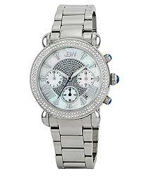 Victory diamond chronograph watch