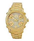 Jet Setter diamond accent watch