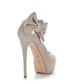 Beige suede bow heels Sale - Giuseppe Zanotti Sale