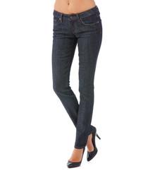 Mira dark wash skinny jeans