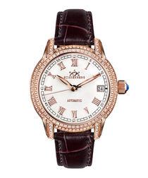 Duchess brown diamond dial watch