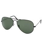 Aviator black & grey sunglasses