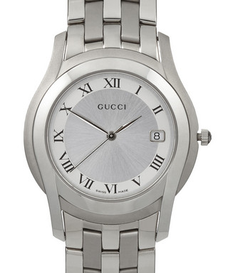 c0b5d924ff2 5505 brushed stainless steel watch Sale - Gucci Sale