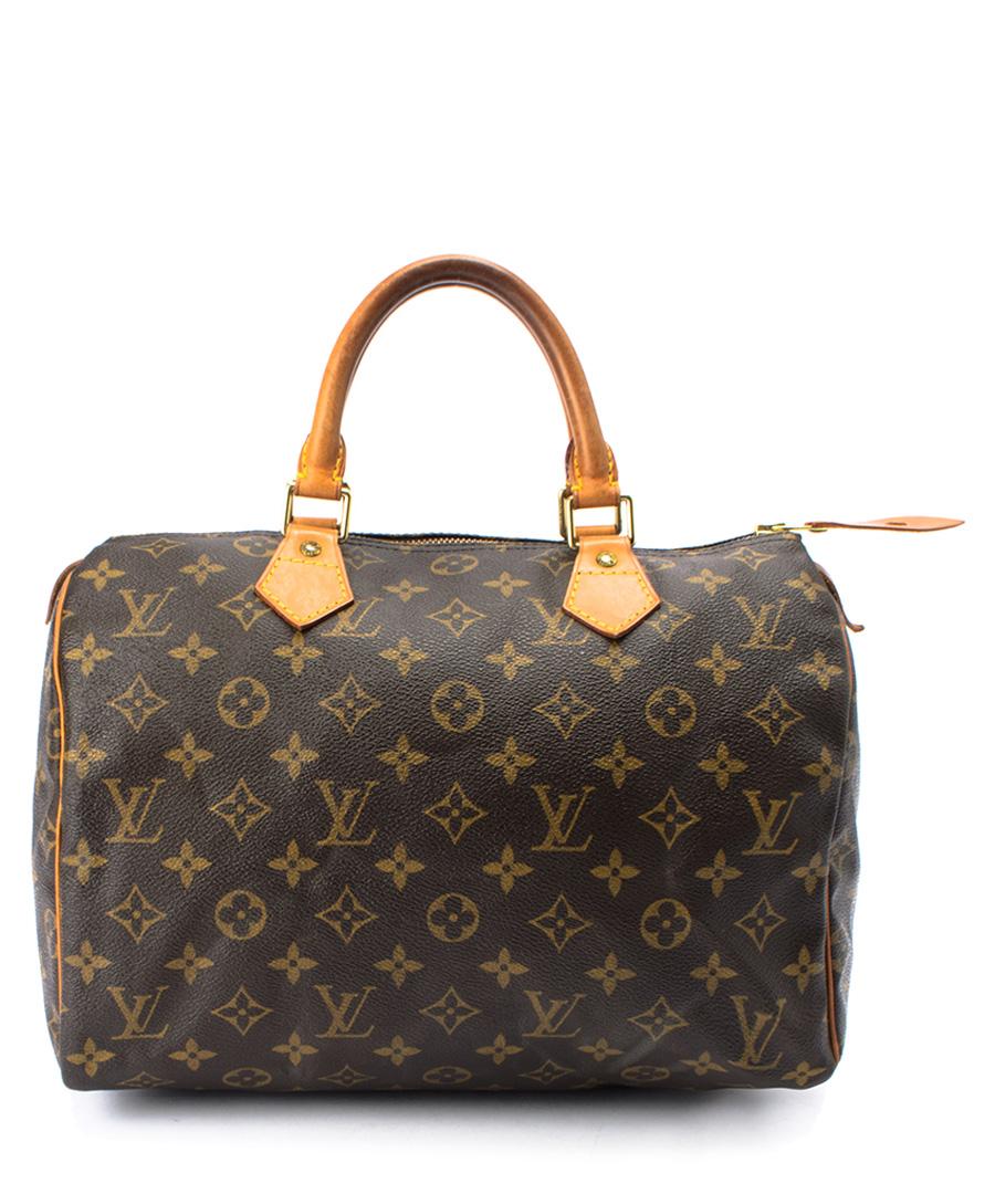 Brown monogram Speedy 30 bag Sale - Louis Vuitton