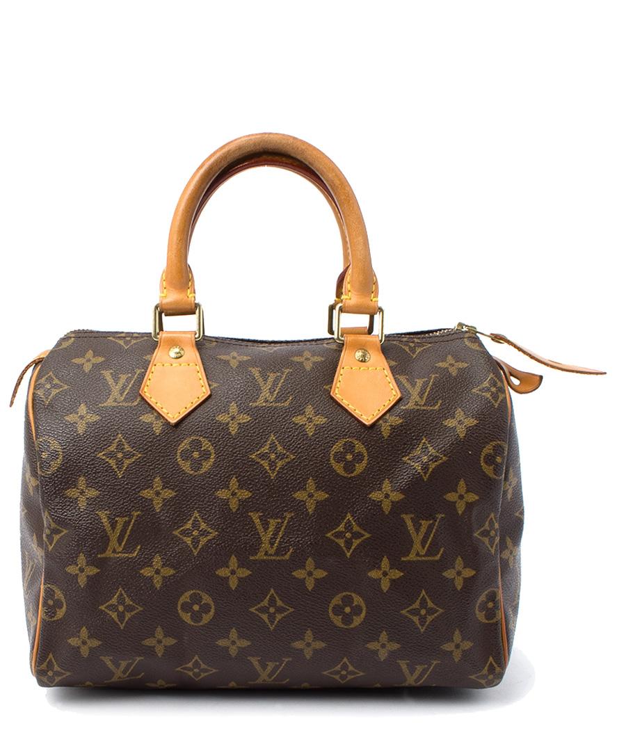 Brown monogram Speedy 25 bag Sale - Louis Vuitton