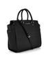 Selma large black leather tote bag Sale - Michael Kors Sale