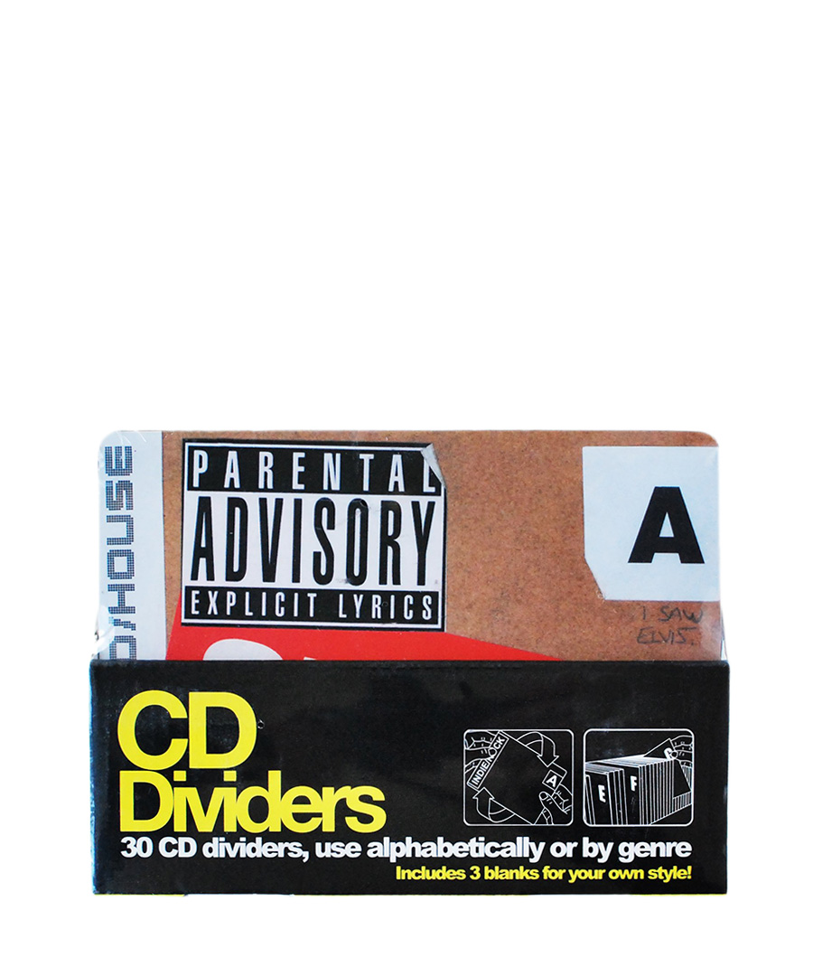 CD dividers Sale - Suck UK