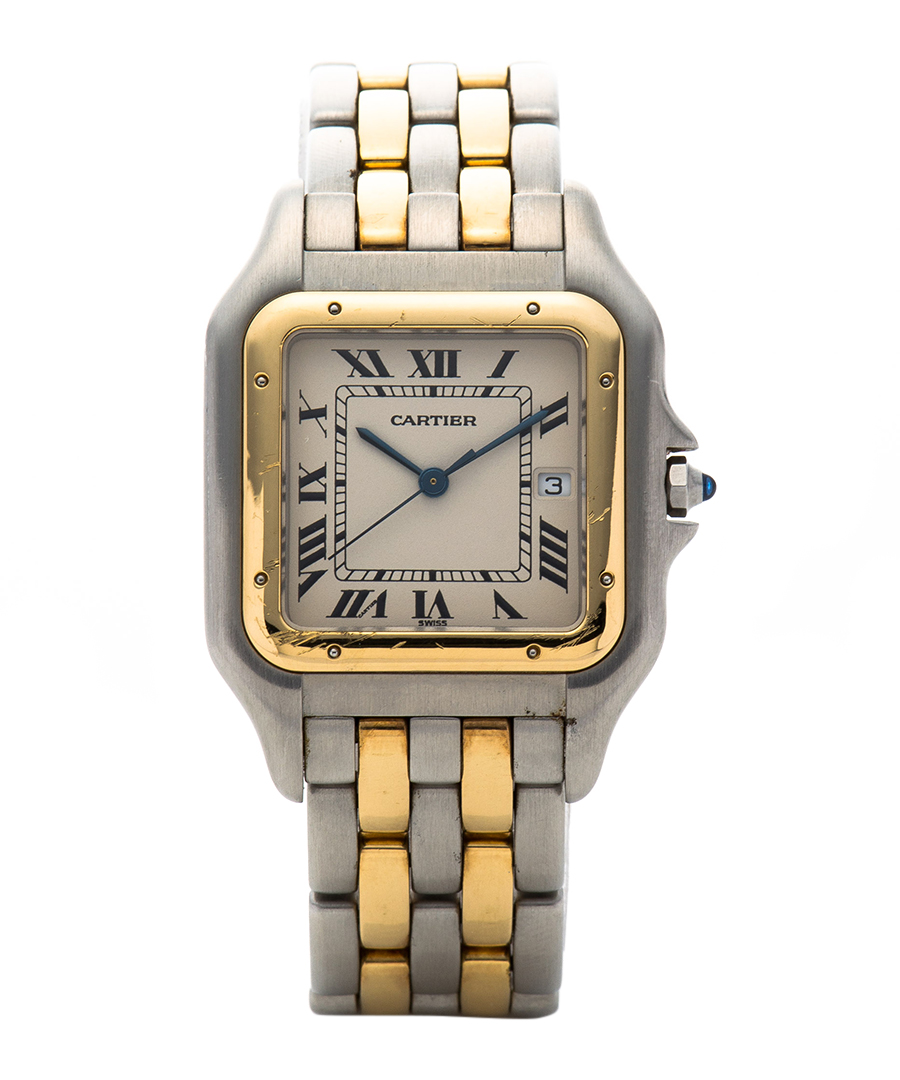 Panthere gold-plated AB rated watch Sale - Cartier