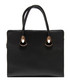 Black leather handbag Sale - Roberta M. Sale