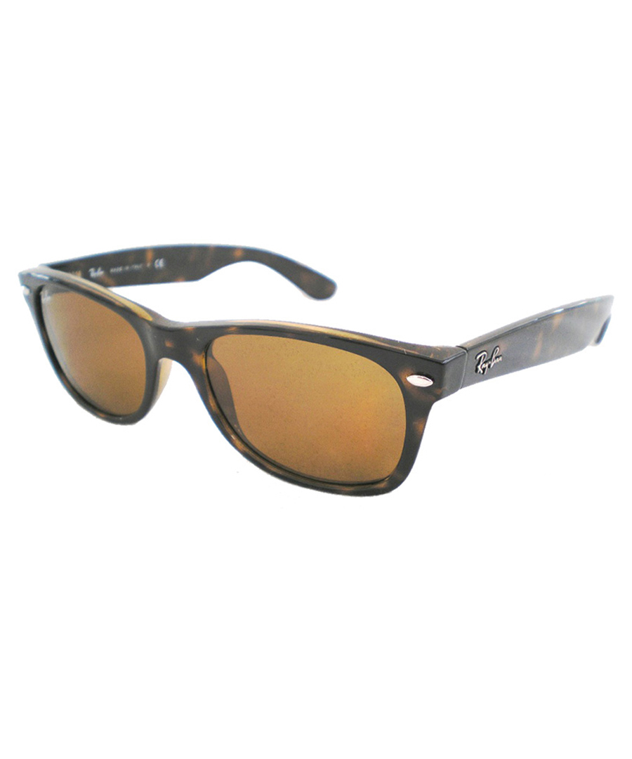 New Wayfarer brown sunglasses Sale - RAYBAN