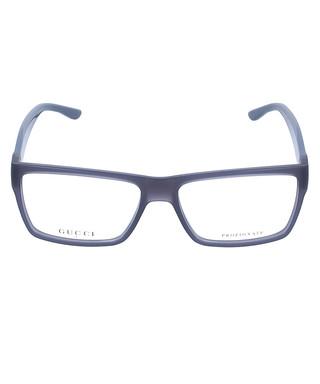 31f9b0b978d7 Grey blue rectangular glasses Sale - Gucci Sale