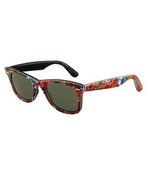 Original Wayfarer printed sunglasses