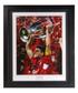 Steven Gerrard signed & framed photo Sale - sporting memorabilia Sale