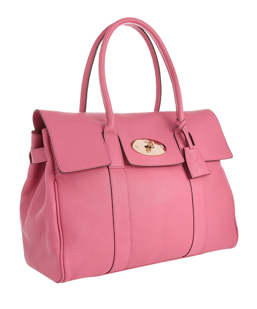 97d1a6623393 clearance bayswater raspberry leather grab bag sale mulberry sale 818d9  c4071