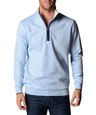 84bd06574bd Cashmere blue cotton zip sweatshirt Sale - Tommy Hilfiger Golf Sale