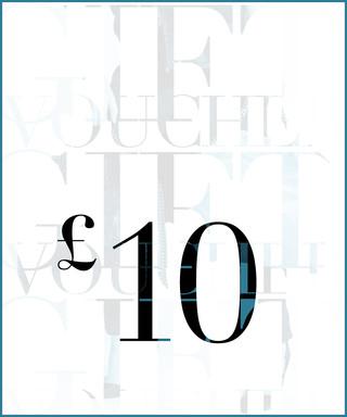 10 Gift Voucher