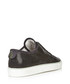 New Riva black shagreen leather trainers Sale - OS X Proudlock Sale