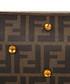Brandy gem studded logo clutch Sale - fendi Sale