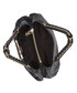 Mia black leather shoulder bag Sale - fendi Sale