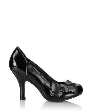 faf4df8cd Claudia patent black court shoe Sale - Ruby Shoo Sale