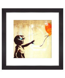 There Is Always Hope yellow print 30cm