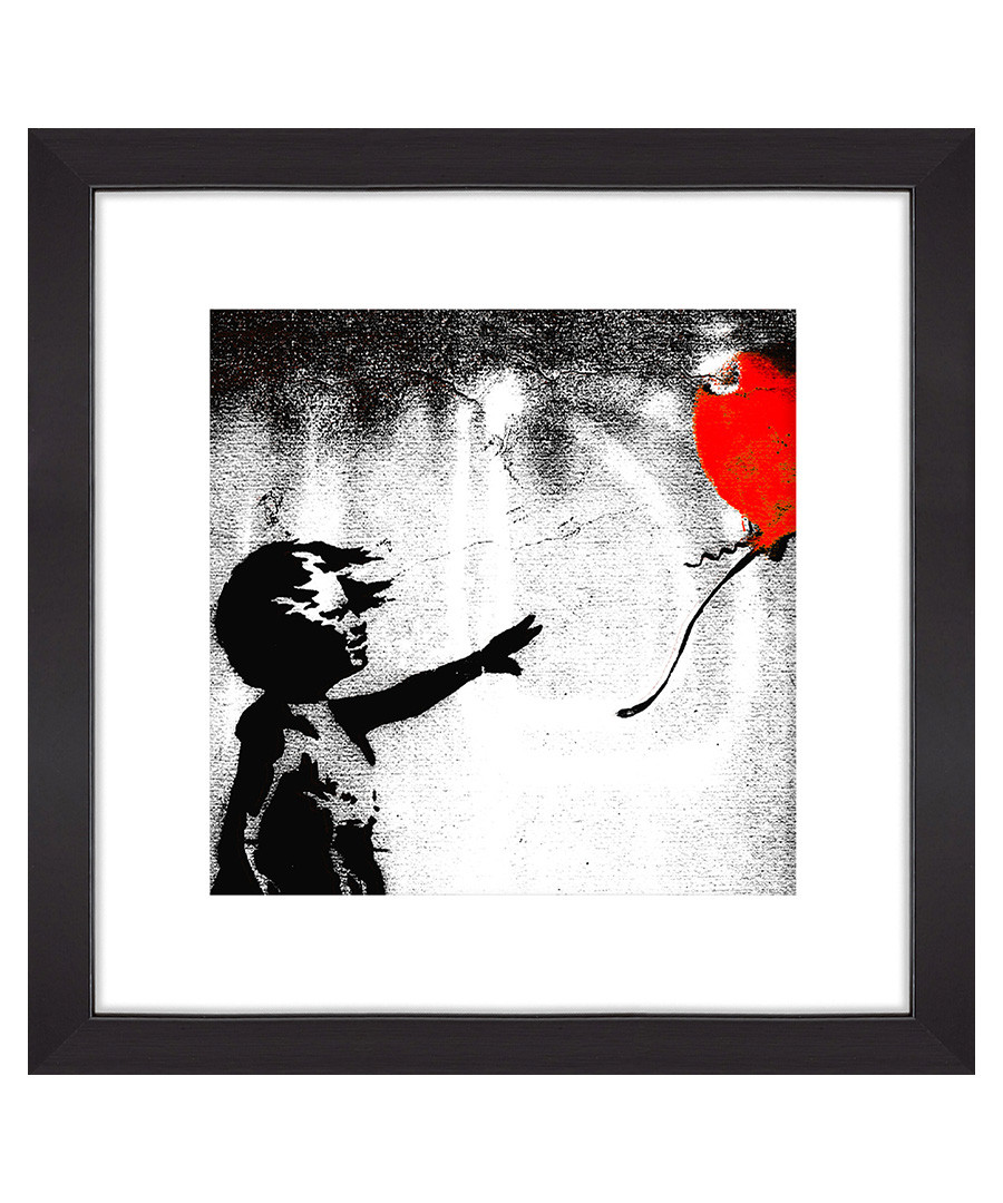 There Is Always Hope silver print 30cm Sale - banksy