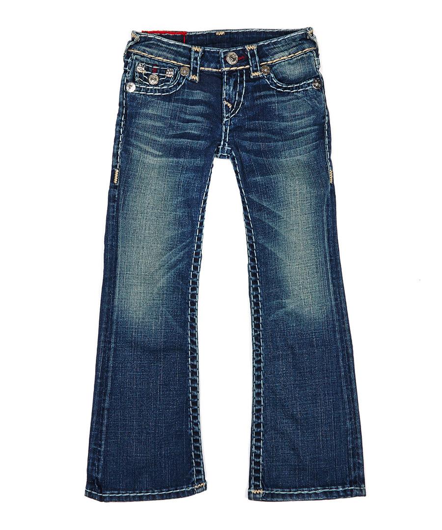 true religion girl 39 s billy super t jeans designer. Black Bedroom Furniture Sets. Home Design Ideas