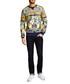 Illuminati multi-coloured sweatshirt Sale - Criminal Damage Sale