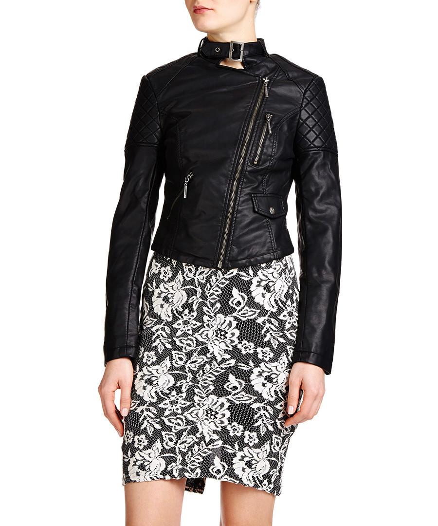 Lipsy leather jacket
