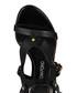 Black leather knee-high gladiator boots Sale - TOM FORD Sale