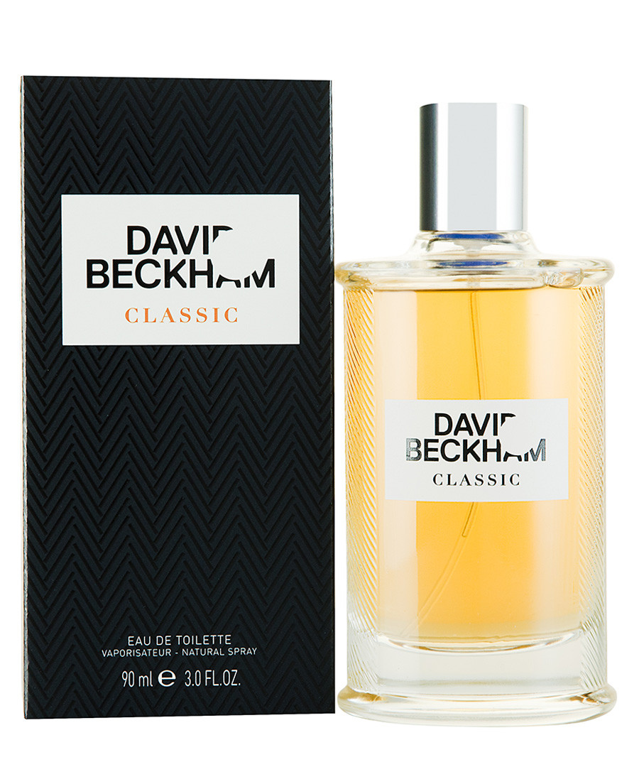 Classic EDT 90ml Sale - david beckham