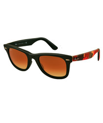 Original Wayfarer red camo sunglasses