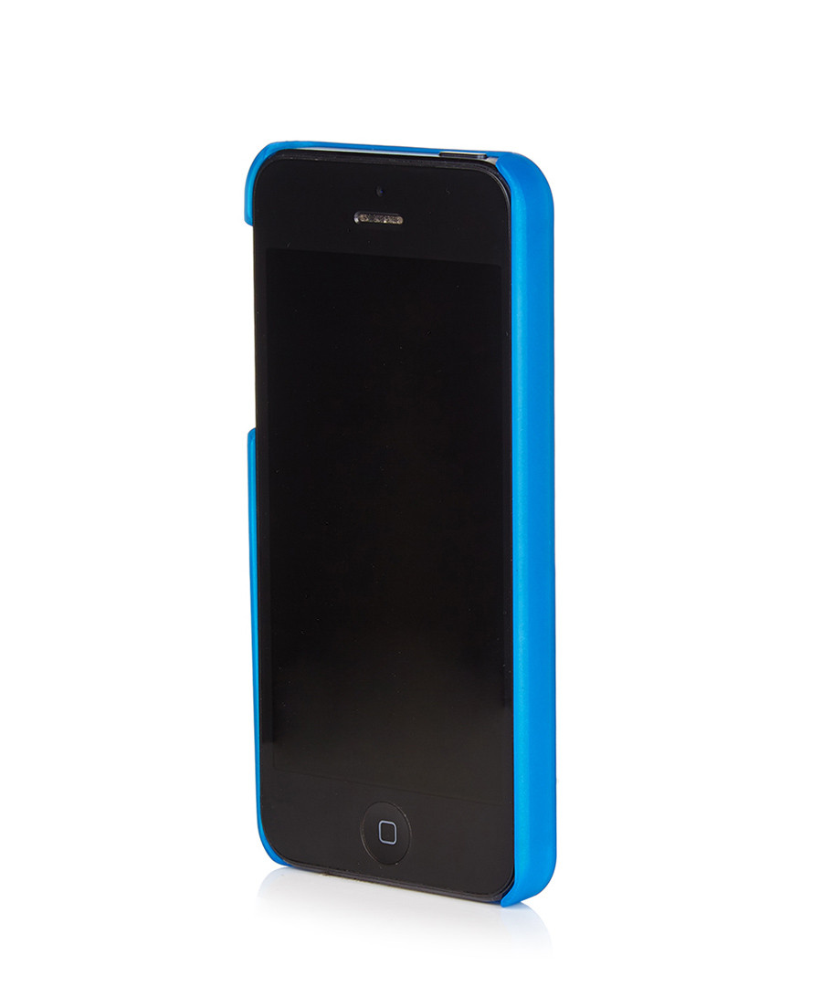 iphone 5s blue blue iphone 5 amp 5s microshell secretsales 11170