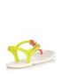 Highcliffe neon yellow T-bar sandals Sale - Hunter Sale