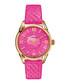 Dafne pink & rose gold-tone watch Sale - Versace Sale