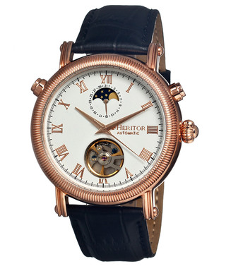 116ab8cf3 Discounts from the Heritor Watches sale | SECRETSALES