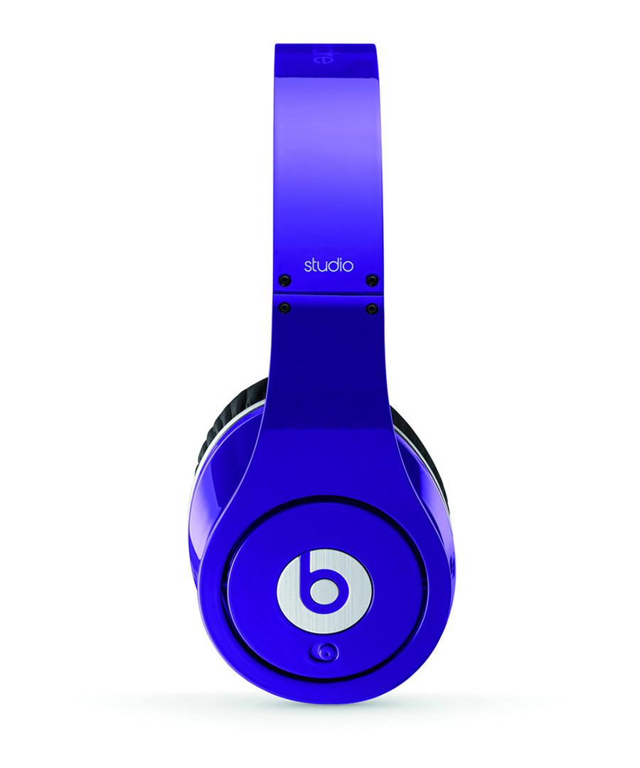 Beats Studio purple headphones  Sale - Beats by Dr. Dre