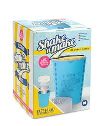Shake n Make plastic ice cream maker