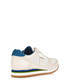 Men's white leather & striped trainers  Sale - dolce & gabbana Sale