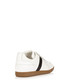 White & taupe leather lace-up trainers Sale - dior Sale