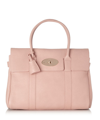 4c50f82afa19 Bayswater soft pink leather tote bag Sale - Mulberry Sale