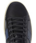 Men's black & blue leather trainers Sale - saint laurent Sale