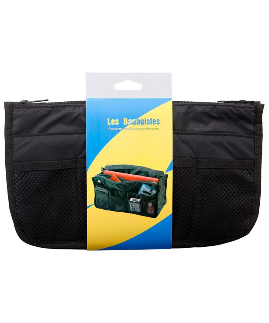 Black multi-pocket organiser bag Sale - les bagagistes