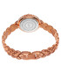 Rose gold-tone mother-of-pearl watch Sale - Burgi Sale